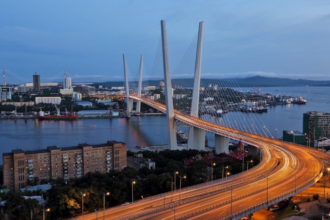 Перевозки во Владивосток